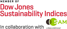 Constituent of the Dow Jones Sustainability Asia Pacific Index
