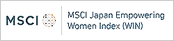 Constituent of the MSCI Japan Empowering Women Index