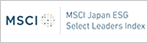 Constituent of the MSCI Japan ESG Select Leaders Index