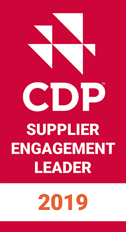 CDP SUPPLIER ENGAGEMENT LEADER 2019