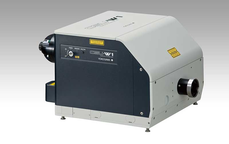 CSU-W1 confocal scanner unit