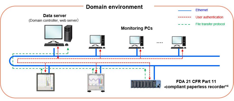Domain environment