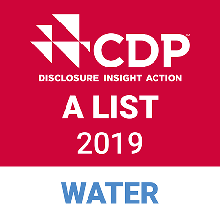 CDP A LIST 2019 WATER