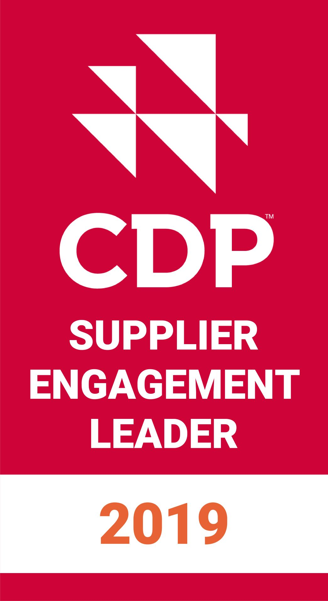 CDP Supplier engagement leader